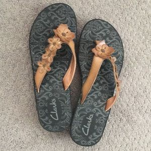 Clark flip flops